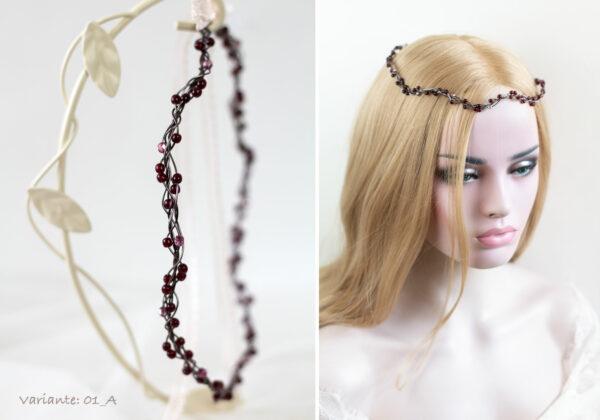01_A Haarschmuck Perlen Rot-01