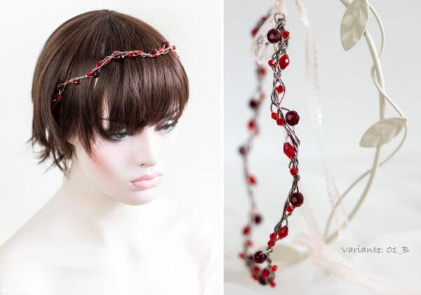 01_B Haarschmuck Perlen Rot-02