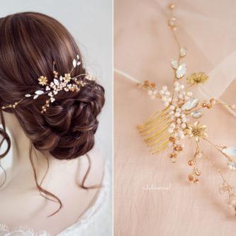 Amaia Haarschmuck Rosegold Hochzeit-03