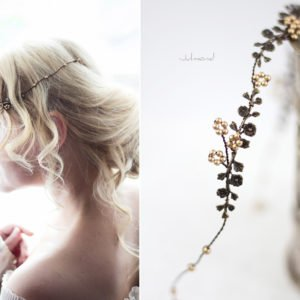 Andrina Haarband Vintage Hochzeit Diadem-02