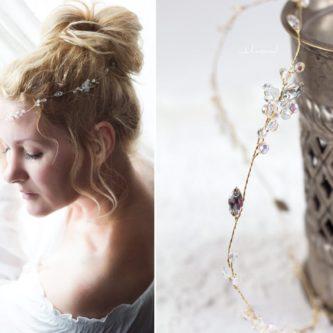 Anja Haarband Perlen Gold Hochzeit Diadem-04