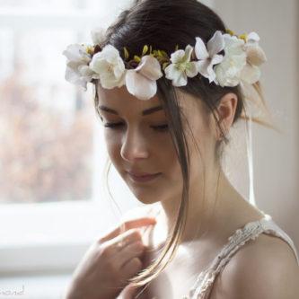 Coralia Haarschmuck Braut Apricot-02