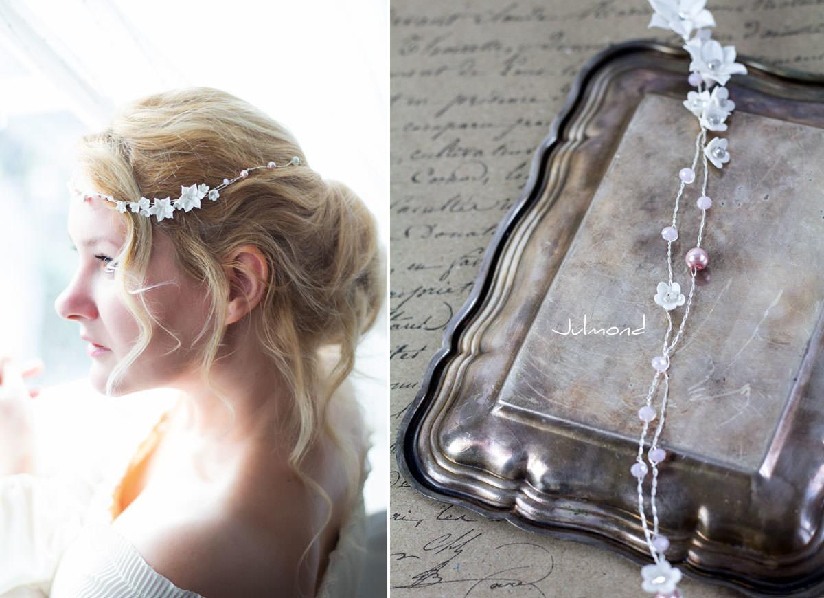 Diadem Hochzeit Perlen Elfe 05