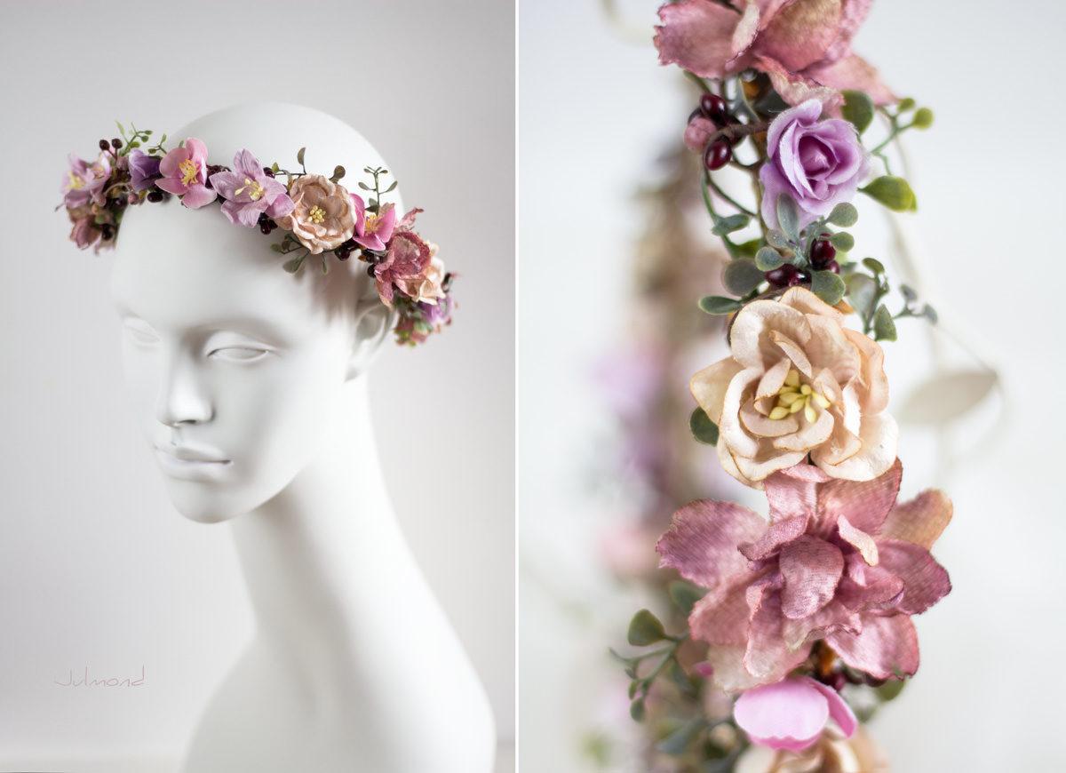 Djaka Blumenkranz Blumen Hochzeit-13