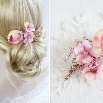 Elea II Haarblüte Dirndl Haarschmuck Brautblüte Hochzeit-03