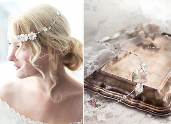 Fenja II Diadem Hochzeit Tiara Braut Ivory-03