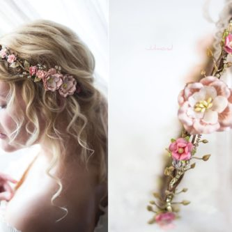 Florens Blumenkranz Haarband Blumen Hochzeit-03