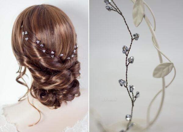 Francia Haarband Vintage Haarschmuck-04
