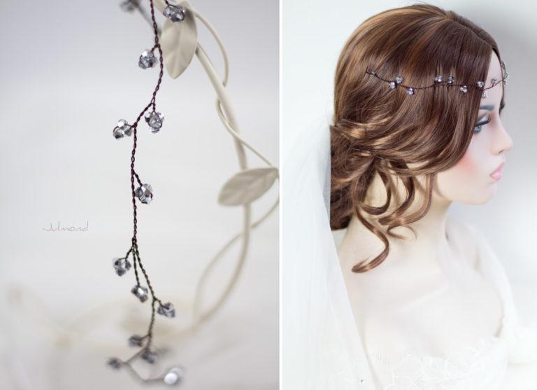 Francia Haarband Vintage Haarschmuck-05