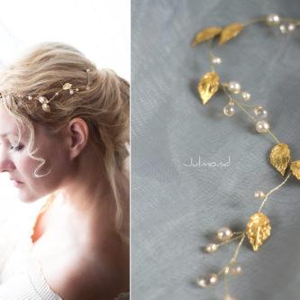 Ivana II Haarschmuck Braut Elfenkrone Diadem Perlen Haarband-05