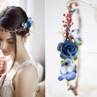Lalia Haarband Blumen Haarschmuck-03