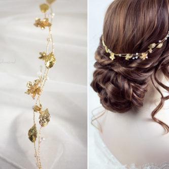 Leona Diadem Hochzeit Gold-08