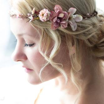 Mailin Diadem Perlen Hochzeit Haarschmuck-12