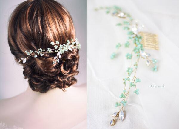 May Haarschmuck Perlen Haarkamm Hochzeit-05