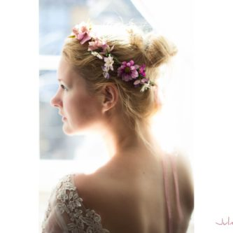 Melanie Blumenkranz Braut Hochzeit Haarband-07