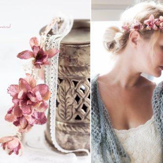 Retro Romance Brautschmuck Haarband Blumen-02