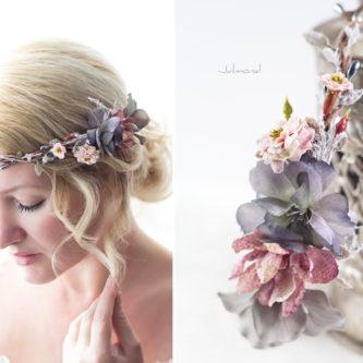 Skara Haarkranz Blumen Hochzeit Blumenkranz-08