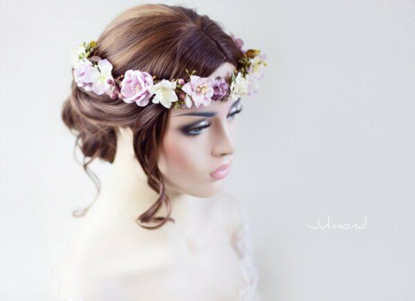 Suri Haarband Blumen Hochzeit-04