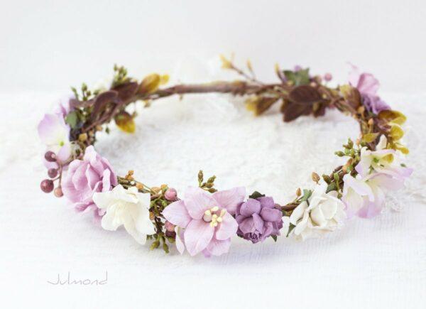 Suri Haarband Blumen Hochzeit-05