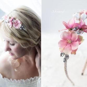Tasmin II Haarschmuck Hochzeit Haarreifen Perlen Haarband-02