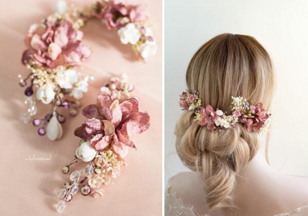 Abiba-Haarblüte-Blumen-Hochzeit-Oktoberfest-Haarclip-21