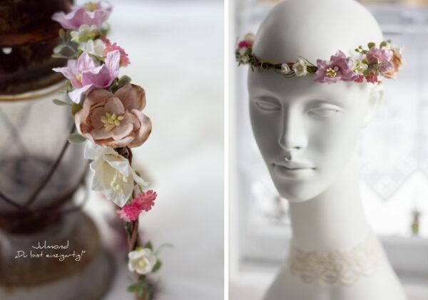 Amba Haarband Blumen Brautjungfer-02