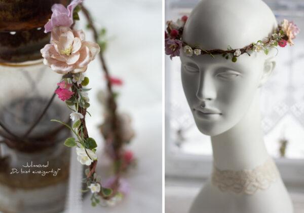 Amba Haarband Blumen Brautjungfer-03
