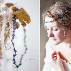 Azula Haarschmuck Hochzeit Blau-01
