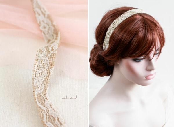 Camie Haarband Vintage Hochzeit-01