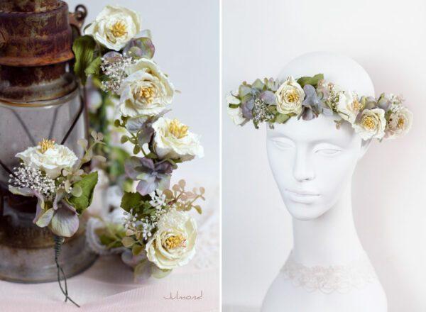 Chaira Hochzeit Elfenkrone Braut Blumenkranz-07
