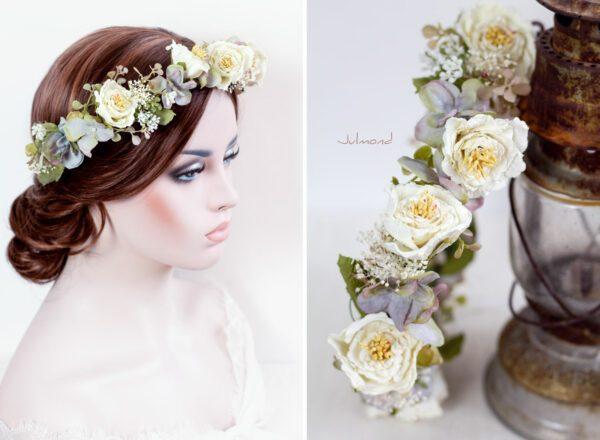 Chaira Hochzeit Elfenkrone Braut Blumenkranz-09