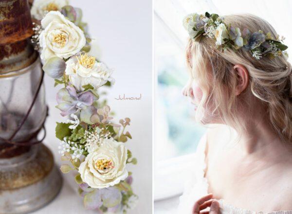 Chaira Hochzeit Elfenkrone Braut Blumenkranz-10