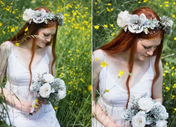 Esther Blumenkranz Elfenkrone Hochzeit-10