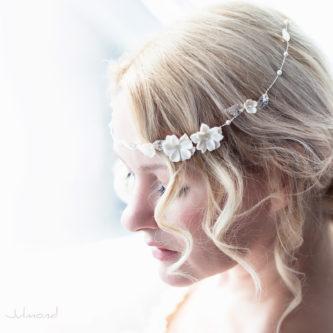 Fenja II Diadem Hochzeit Tiara Braut Ivory-08