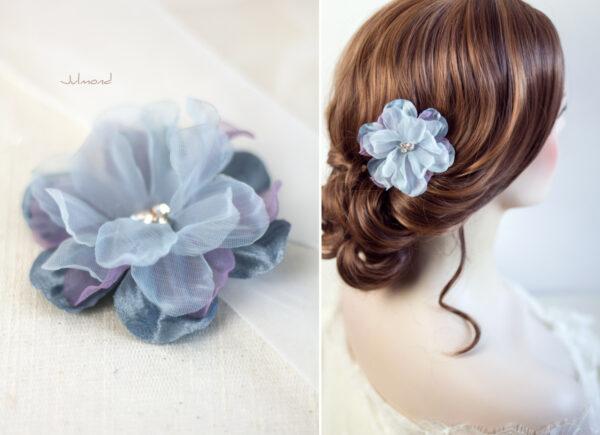 Florence Haarbluete blau-01