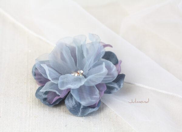Florence Haarbluete blau-03