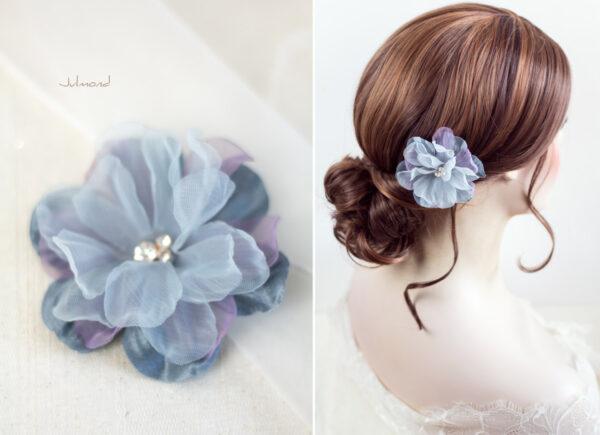 Florence Haarbluete blau-06