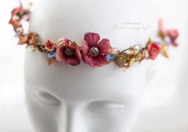 Gabriela Haarband Blumen Blumenkranz-02