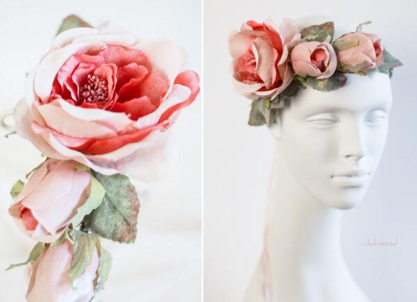 Gila Blumen Haarband-01