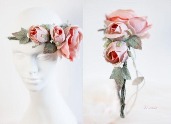 Gila Blumen Haarband-03
