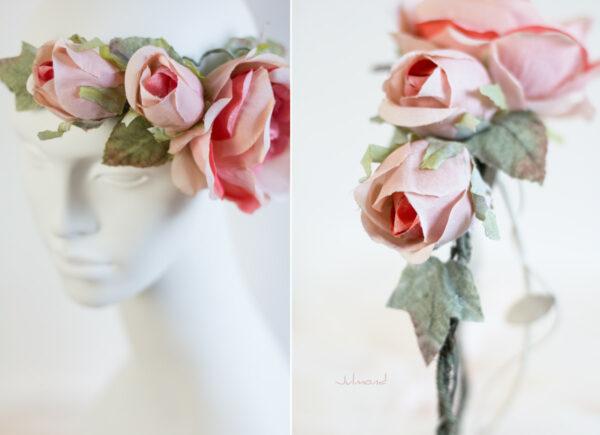 Gila Blumen Haarband-04