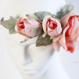 Gila Blumen Haarband-05
