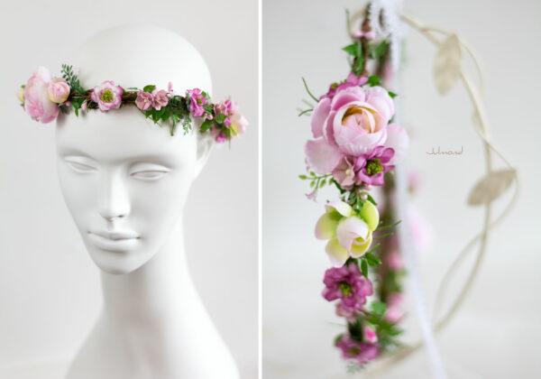 Haarschmuck Braut Rosa-02