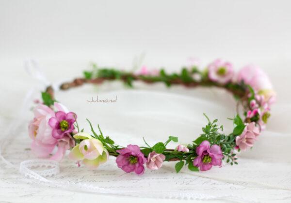 Haarschmuck Braut Rosa-03