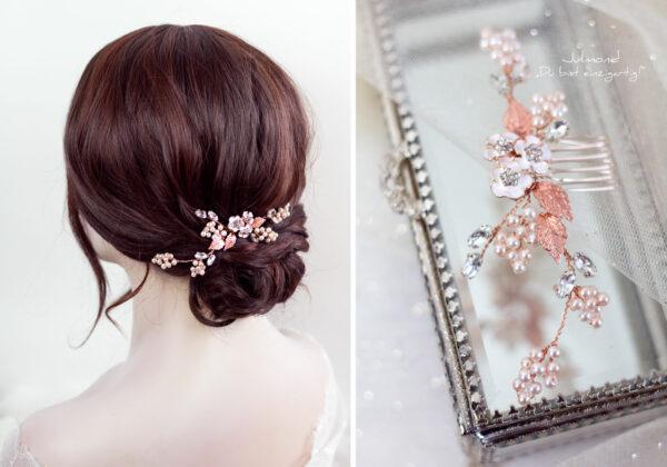 Haarschmuck Hochzeit Rosegold-05