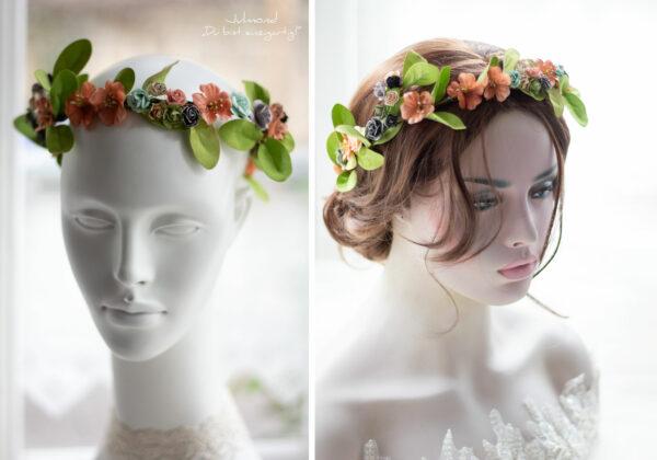Isidra Blumenkranz Vintage Braut-01