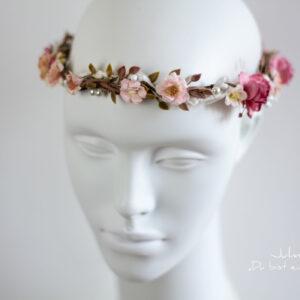Isidra Blumenkranz Vintage Braut-03