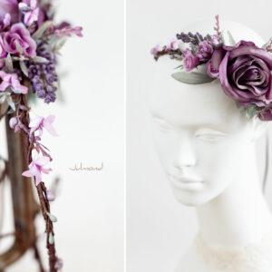 Isidra Blumenkranz Vintage Braut-04