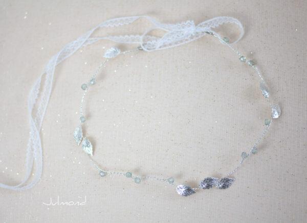 Ivana Haarschmuck Braut Elfenkrone Diadem Perlen Haarband-09