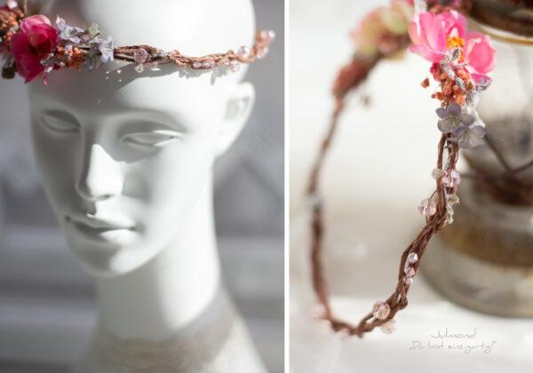 Jamila – Blumenkranz Haarschmuck-01